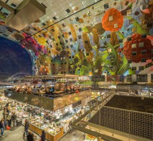 Omgeving - Markthal Rotterdam